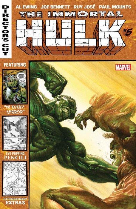 IMMORTAL HULK COMIC BOOKS 1,2,3,4,5,6,7,8,9,10,11,12,13,14,15,16+ Marvel Comics