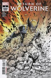 Marvel Comics's Return of Wolverine Issue # 1r