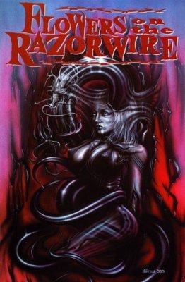 Flowers on the Razor Wire 1 (Boneyard Press) - ComicBookRealm.com