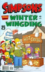 Bongo Comics's The Simpsons: Winter Wingding Issue # 9