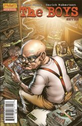 Dynamite Entertainment's The Boys Issue # 7