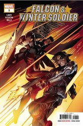 Marvel Comics's Falcon & Winter Soldier Issue # 1