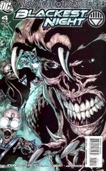 DC Comics's Blackest Night Issue # 4