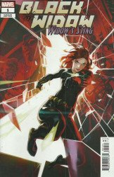 Marvel Comics's Black Widow: Widow's Sting Issue # 1b