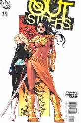 DC Comics's The Outsiders Issue # 16