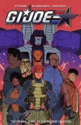 IDW Publishing's G.I. Joe TPB # 1
