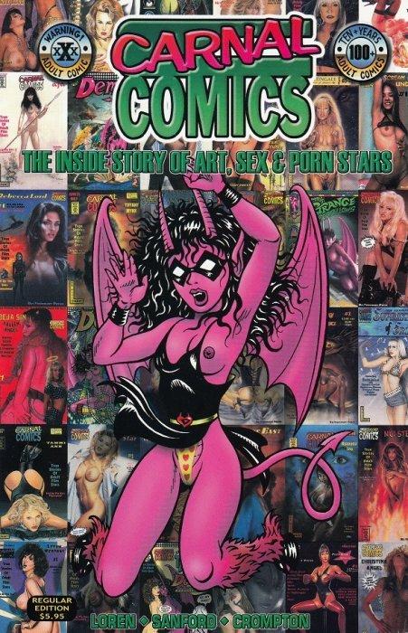Porn Art Comics