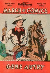 Western Printing Co.'s March of Comics Issue # 54b