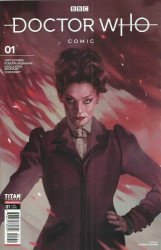 Titan Comics's Doctor Who: Missy Issue # 1c