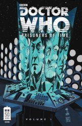 IDW Publishing's Doctor Who: Prisoners of Time TPB # 1