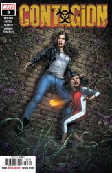 Marvel Comics's Contagion Issue # 3