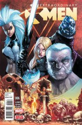 Marvel Comics's Extraordinary X-Men Issue # 6