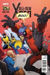 Marvel's All-New X-Men Issue # 33c