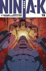 Valiant Entertainment's Ninja-K Issue # 12