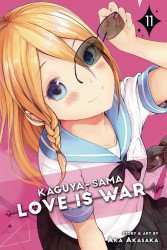 Viz Media's Kaguya-Sama: Love is War Soft Cover # 11