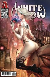 Absolute Comics Group's White Widow Issue # 5