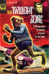 Gold Key's The Twilight Zone Issue # 52whitman