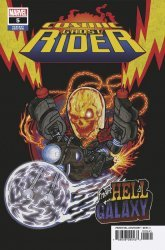 Marvel Comics's Cosmic Ghost Rider Issue # 5d