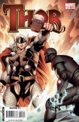 Marvel Comics's Thor Issue # 3