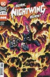 DC Comics's Nightwing Issue # 61