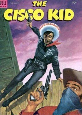 Dell Publishing Cos Cisco Kid Issue 16