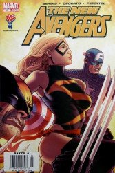Marvel Comics's New Avengers Issue # 17b