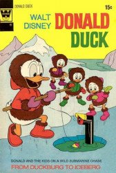 Gold Key's Donald Duck Issue # 148whitman