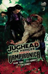 Archie Comics Group's Jughead The Hunger Versus Vampironica Issue # 3c