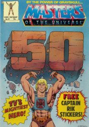 London Editions Magazines's Masters of the Universe Issue # 50