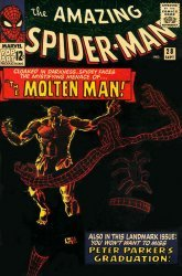 Marvel Comics's The Amazing Spider-Man Issue # 28