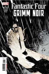 Marvel Comics's Fantastic Four: Grimm Noir Issue # 1
