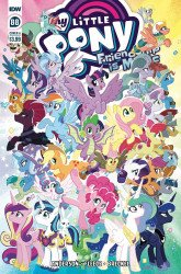 IDW Publishing's My Little Pony: Friendship is Magic Issue # 88