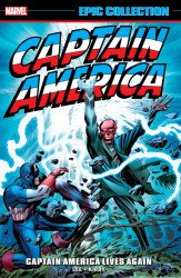 Marvel Comics's Captain America: Epic Collection TPB # 1-2nd print