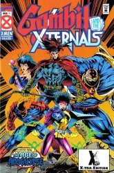 Marvel's Gambit and The X-Ternals Issue # 1b