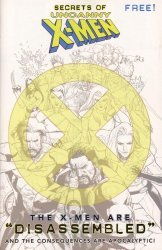 Marvel Comics's Secrets of Uncanny X-Men  Issue # 1