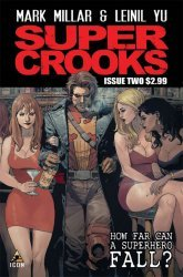 Icon's Supercrooks Issue # 2
