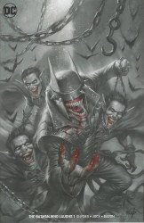 DC Comics's Batman Who Laughs Issue # 1parrillo-b