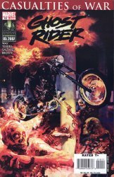 Marvel Comics's Ghost Rider Issue # 10