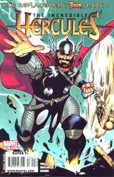 Marvel's The Incredible Hercules Issue # 132