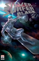 Marvel Comics's Silver Surfer: Black Issue # 1unknown