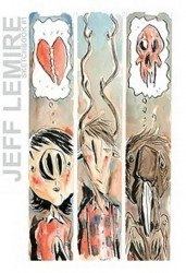 Cadence Books's Jeff Lemire Sketchbook Issue nn