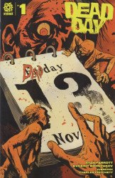 AfterShock Comics's Dead Day Issue # 1b