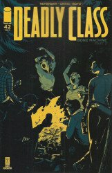 Image Comics's Deadly Class Issue # 42