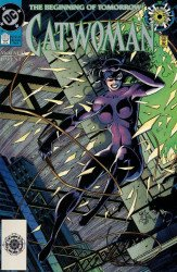 DC Comics's Catwoman Issue # 0b