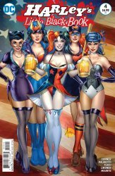 DC Comics's Harley's Little Black Book Issue # 4b
