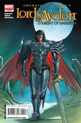 Marvel Comicss Lords Of Avalon Knights Darkness Issue 4