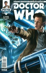 Titan Comics's Doctor Who: 11th Doctor Issue # 4b