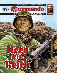 D.C. Thomson & Co.'s Commando: For Action and Adventure Issue # 5274