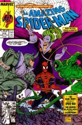 Marvel Comics's The Amazing Spider-Man Issue # 319