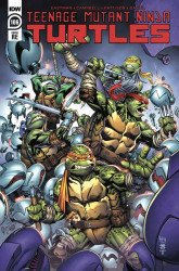 IDW Publishing's Teenage Mutant Ninja Turtles Issue # 106surprise-a